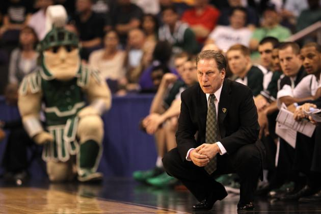 Michigan State Basketball: How Losing Kenny Kaminski Changes Tom Izzo's Rotation