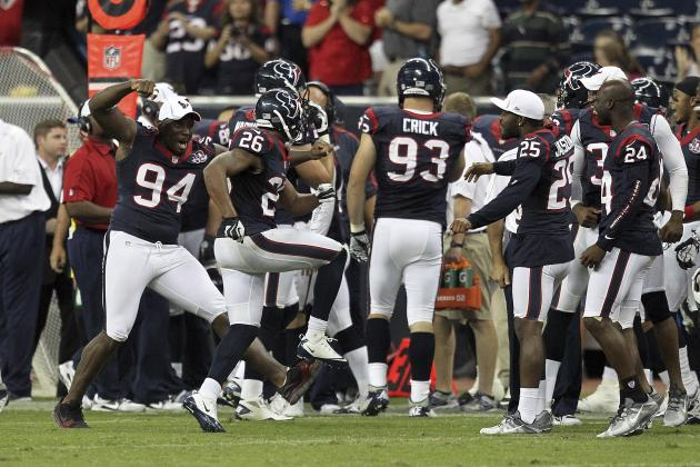 Houston Texans Top NFL with Best STOP Defense After Week 2