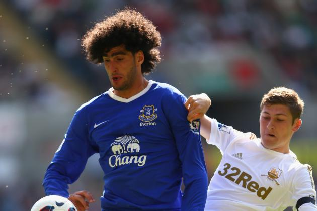 Swansea vs. Everton: Toffees Showing Potential for Champions League Finish