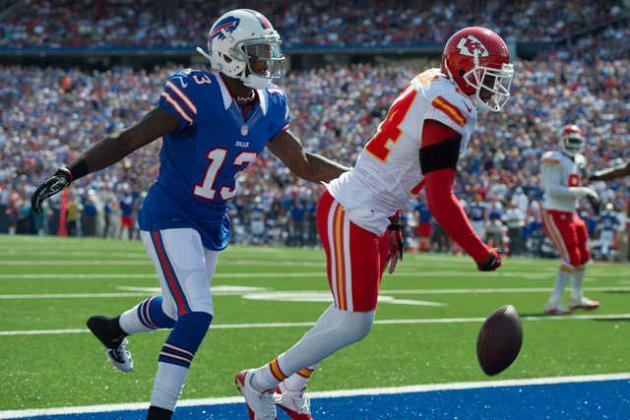 Buffalo Bills Must Take Advantage of Joe Haden's Absence
