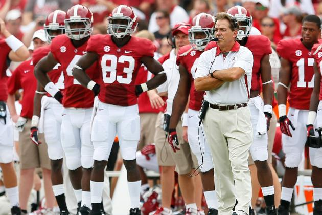 Alabama Football: Why Alabama's Defense Will Shut Out Florida Atlantic