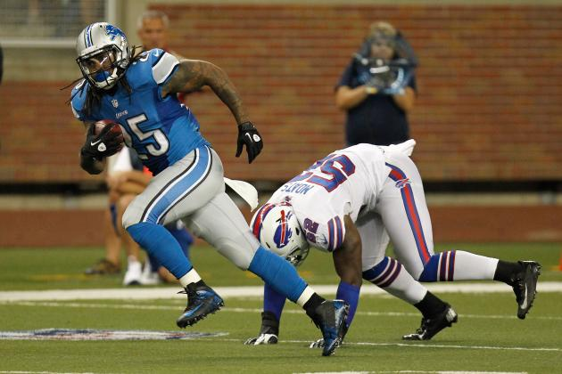 Mikel Leshoure: Lions RB Return from Suspension Creates Chaos for Fantasy Owners