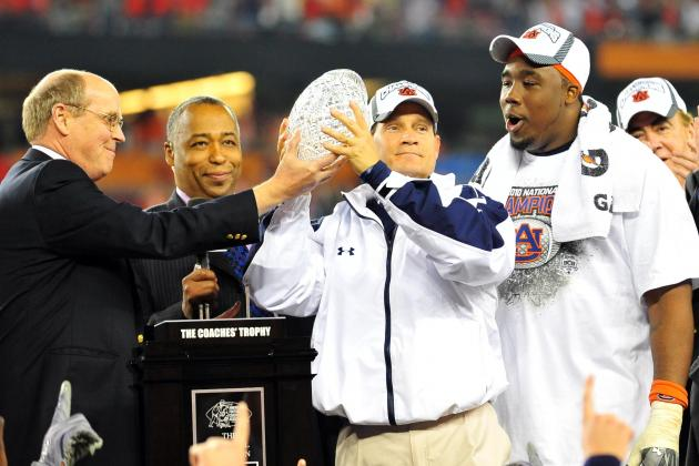 Auburn Football: Barring Complete Disaster, Gene Chizik's Job Isn't in Jeopardy
