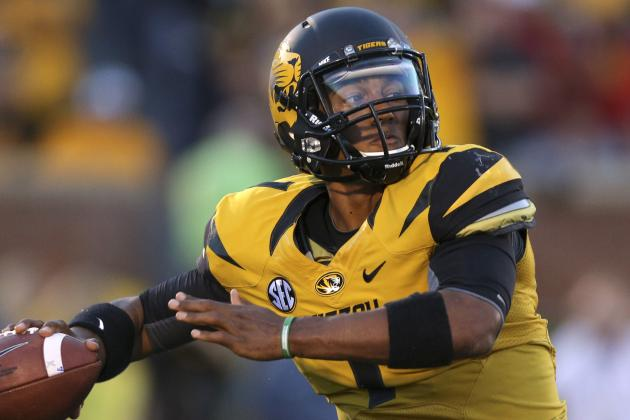 Source: Mizzou's Franklin to Play at S. Carolina