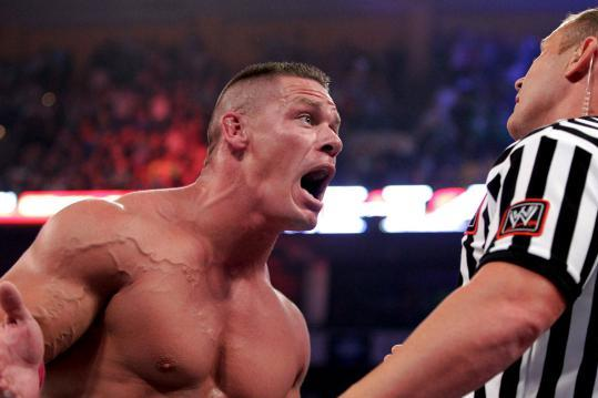 John Cena Should Manage While Recovering from Injury