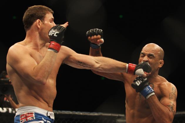 Michael Bisping vs. Brian Stann: The Count Needs a Win to Keep Title Hopes Alive