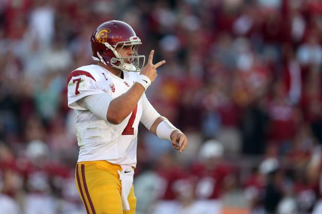 Cal vs. USC: Trojans QB Matt Barkley Needs a Redemption Game