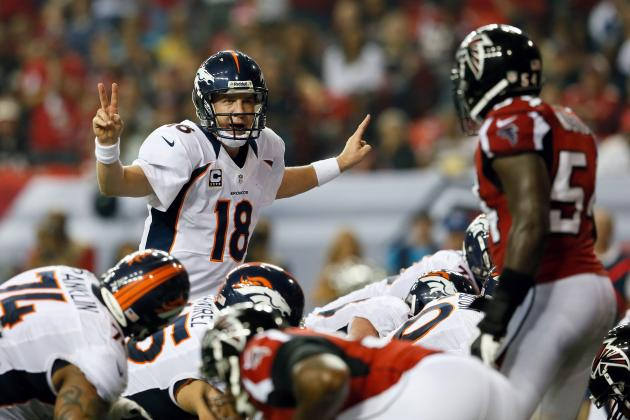 Peyton Manning: Denver's QB Will Bounce Back Against the Houston Texans