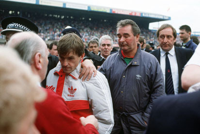 Liverpool Supporters Can Never Forgive Brian Clough Over Hillsborough Slur