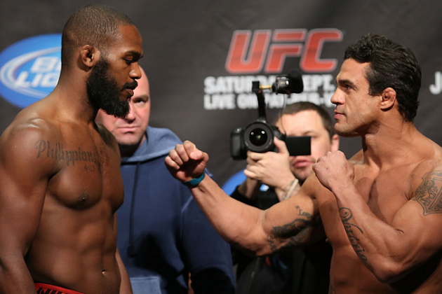 UFC 152: Live Results and Play by Play