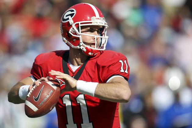 Aaron Murray and Georgia Will Put It All Together Against Vanderbilt