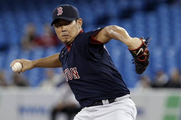 Matsuzaka to Start Red Sox Season Finale