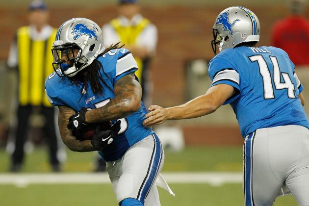 Detroit Lions: Who Will Have a Better Day, Mikel Leshoure or Chris Johnson?