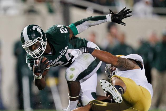 ESPN Gamecast: Eastern Michigan vs Michigan State