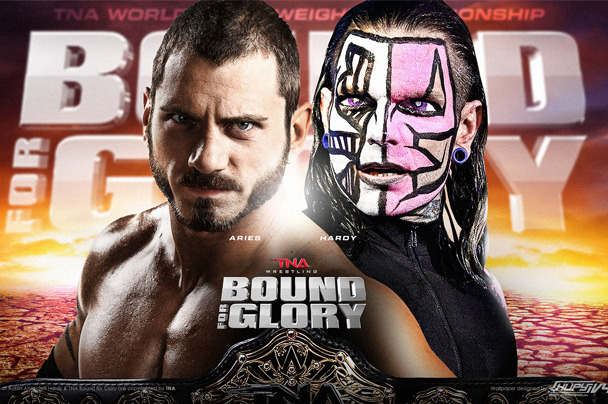 TNA Bound for Glory: Why Austin Aries/Jeff Hardy Must Deliver Epic Match