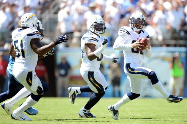 Falcons vs. Chargers: Atlanta Must Bring the Run Against Chargers' Pass Defense