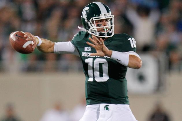 Eastern Michigan vs. Michigan State: Live Scores, Analysis and Results