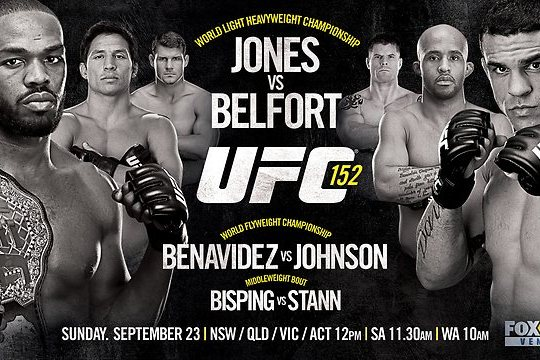 UFC 152 Start Time: Full Fight Card and Early Bouts to Watch