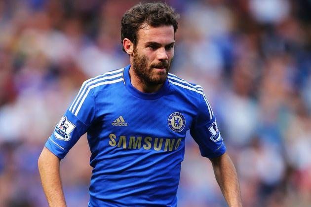 Juan Mata Shows Eden Hazard, Oscar He's Still Chelsea's Main Midfield Maestro