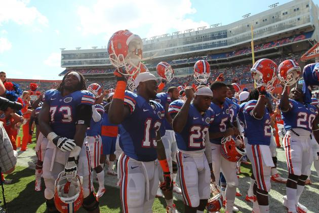 Florida Gators Defense Shines in Rout of Kentucky Wildcats