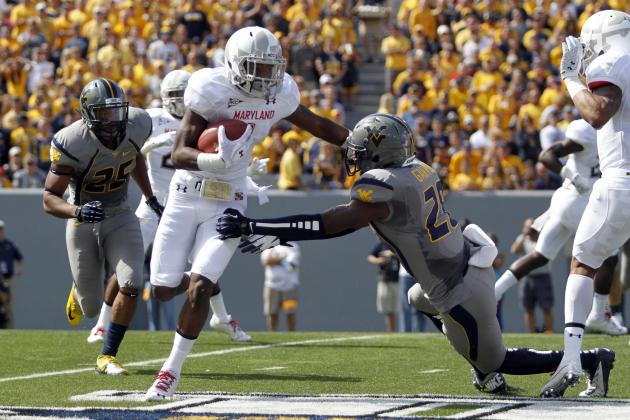 College Football Scores 2012: Red Flags Raised in Saturday's Early Action