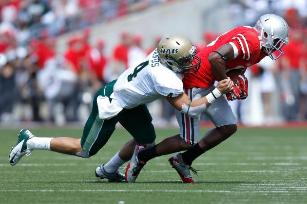 Ohio State Football: 10 Things We Learned from the Buckeyes' Win vs. UAB