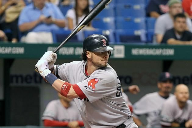 Saltalamacchia One Step Away from Being 'Extremely Productive Offensive Player'