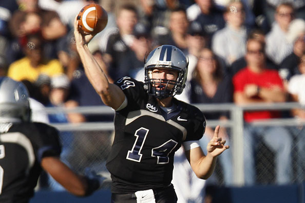 Taylor Heinicke: Old Dominion QB Throws for Record 730 Yards vs. New Hampshire
