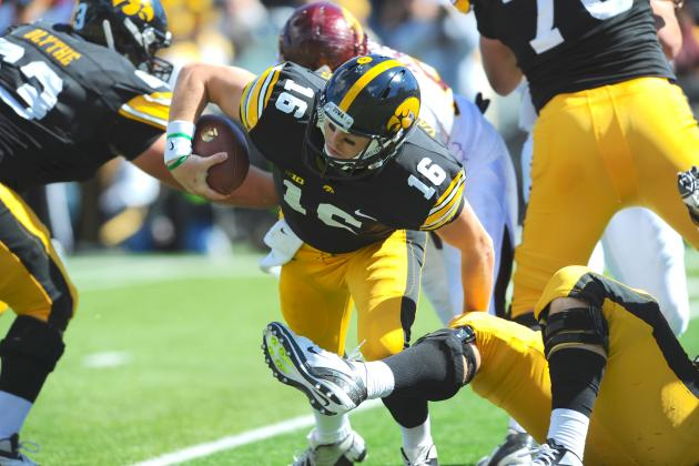 Iowa's Embarrassing Loss to Central Michigan Underscores Big Ten's Woes