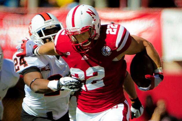 Rex Burkhead: Nebraska Star RB's Return Signals Big Ten Surge for Cornhuskers