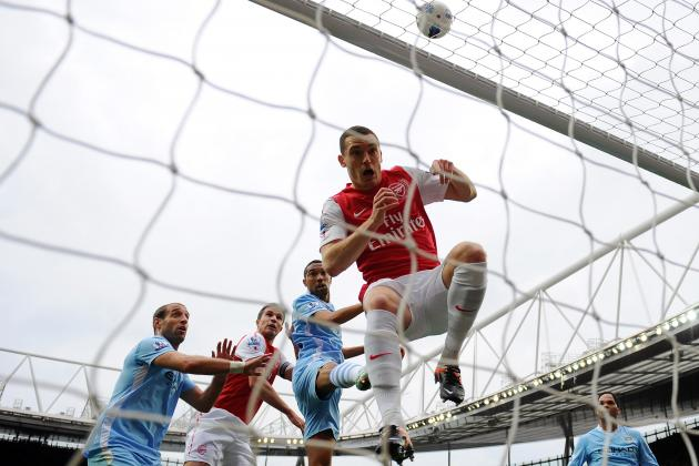 Arsenal vs. Manchester City: Gunners Will Face First True Test at the Etihad