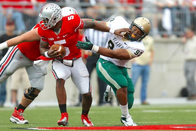 UAB at Ohio State: Braxton Miller Misused by Urban Meyer, Still Leads OSU to Win