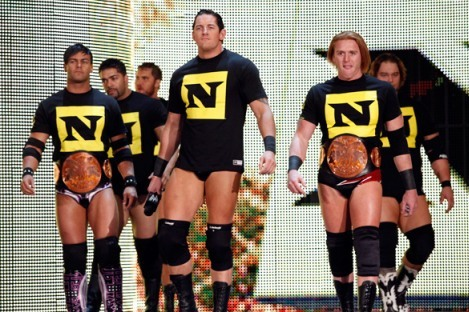 WWE to Rummage Through Recycling Bin, Bring Back Nexus?