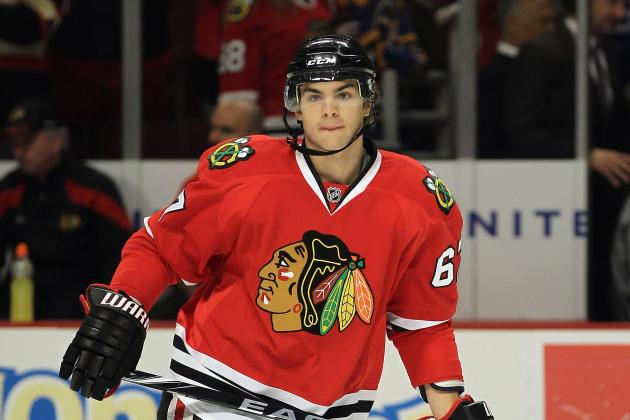 Chicago Blackhawks: Michael Frolik Opens the Exodus to Europe