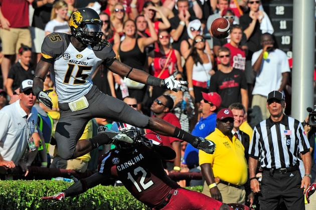 Why Missouri Tigers' Spread Offense Style of Play Will Never Work in the SEC