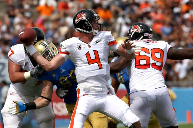 Sean Mannion: Oregon State QB Puts Beavers on Radar with Breakout Game vs. UCLA