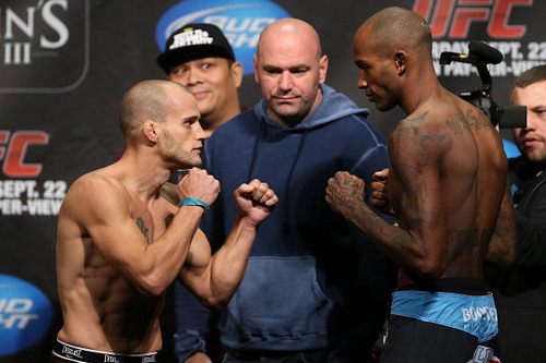 UFC 152: What We Learned from Mitch Gagnon vs Walel Watson