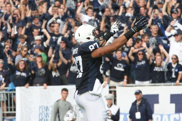 Penn State Football: Win vs. Temple Shows Blueprint to Nittany Lion Success