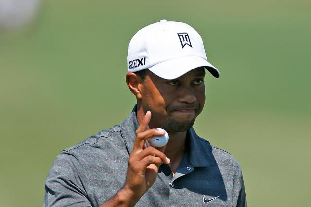 Tiger Woods: What Tiger Must Do to Keep Success Going at 2012 Tour Championship