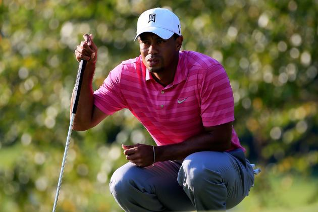 Tiger Woods: Superstar Must Improve Consistency to Win 2012 Tour Championship