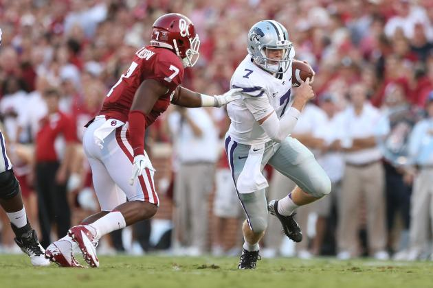 Kansas State vs. Oklahoma: Live Scores, Analysis and Results