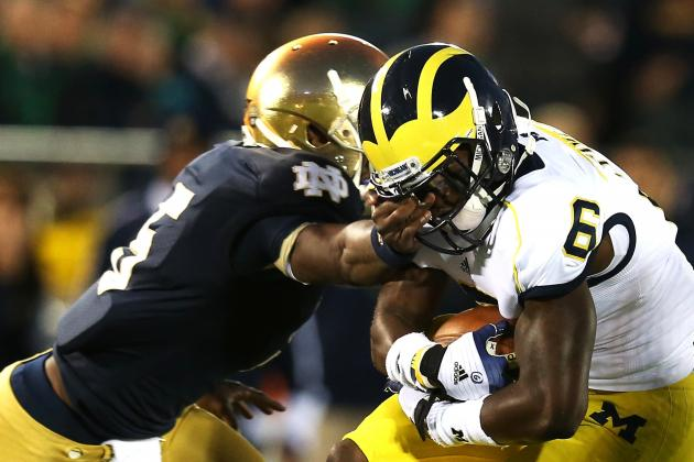 Michigan vs. Notre Dame: Live Scores, Analysis and Results