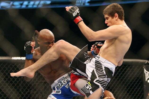 UFC 152: What We Learned from Jimy Hettes vs. Marcus Brimage