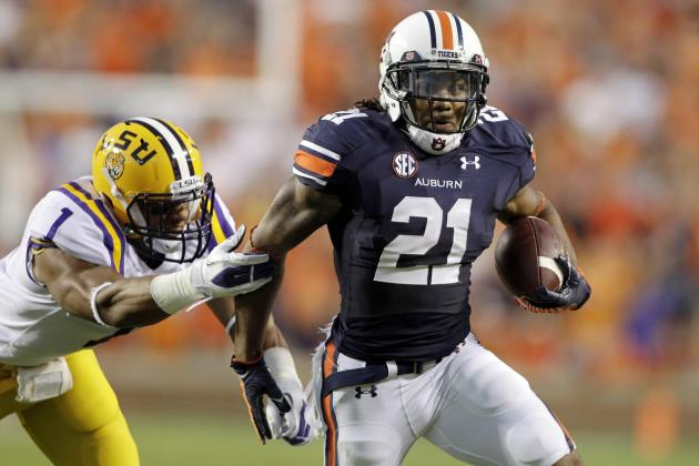 LSU vs. Auburn: Live Scores, Analysis and Results
