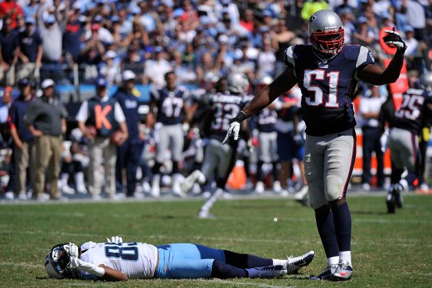 New England Patriots LBs Mayo, Spikes, Hightower Leading Defensive Turnaround