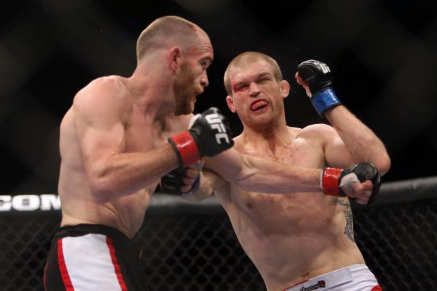 UFC 152 Results: What's Next for Evan Dunham?