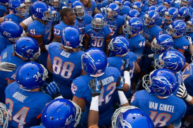 Boise State Football: Why Broncos Are Doomed for Disappointing 2012 Season