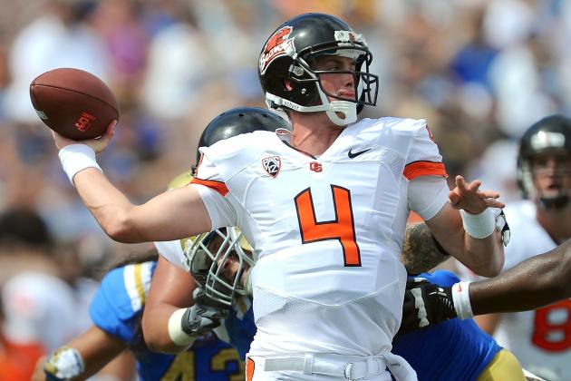 Oregon State vs. UCLA: Beavers' Win Proves They're a Legit Top 25 Team