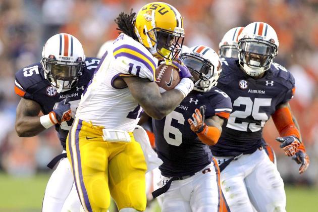LSU vs. Auburn: Score, Twitter Reaction, Grades, Analysis and More