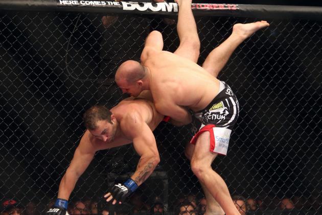 UFC 152 : What We Learned from Matt Hamill vs. Roger Hollett